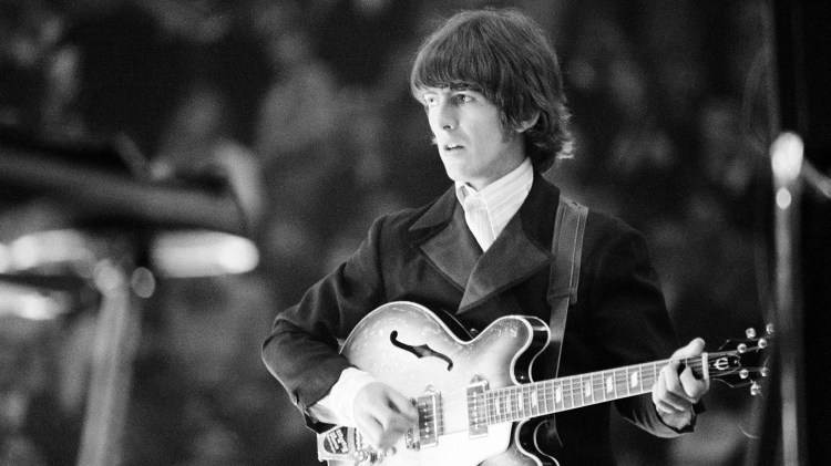 George Harrison duró años en superar la traición de su primera esposa y su mejor amigo (Foto: The Grosby Group)