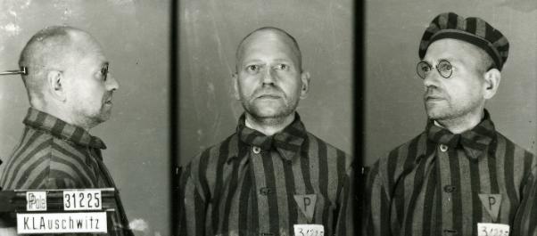 Prigioniero di Auschwitz