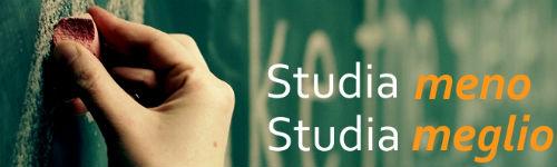 Come imparare a studiare meno, studiando meglio