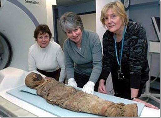 Essex mummy