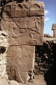 Pilar 43 Gobekli Tepe