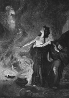 La bruja de Endor