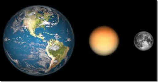 titan moon earth