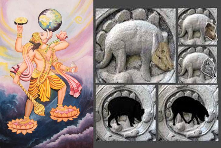 Lord-Vishnu-as-Varaha-Avatar1