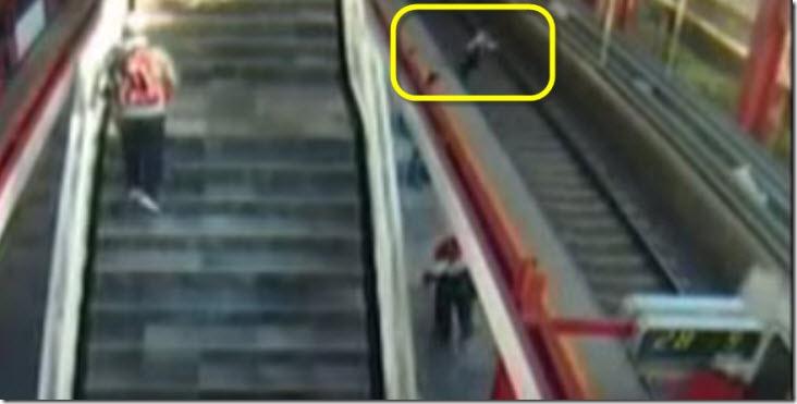Resultado de imagen para fantasmas en el metro