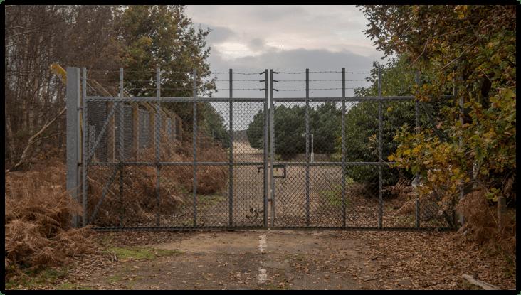 ovni de Rendlesham Forest