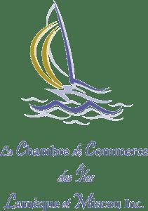 Logo Chambre de commerce des îles Lamèque et Miscou