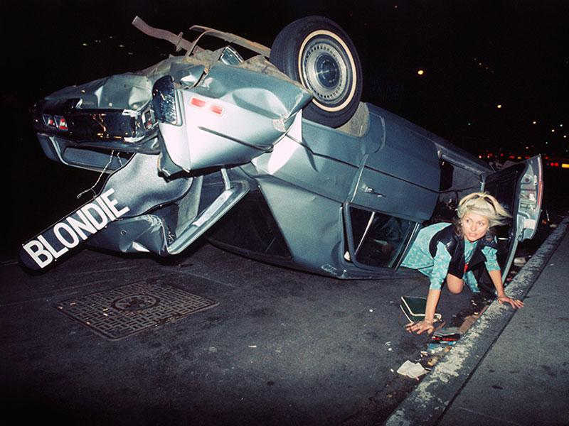 Súper fans de... Debbie Harry (Blondie)-Bob-Gruen