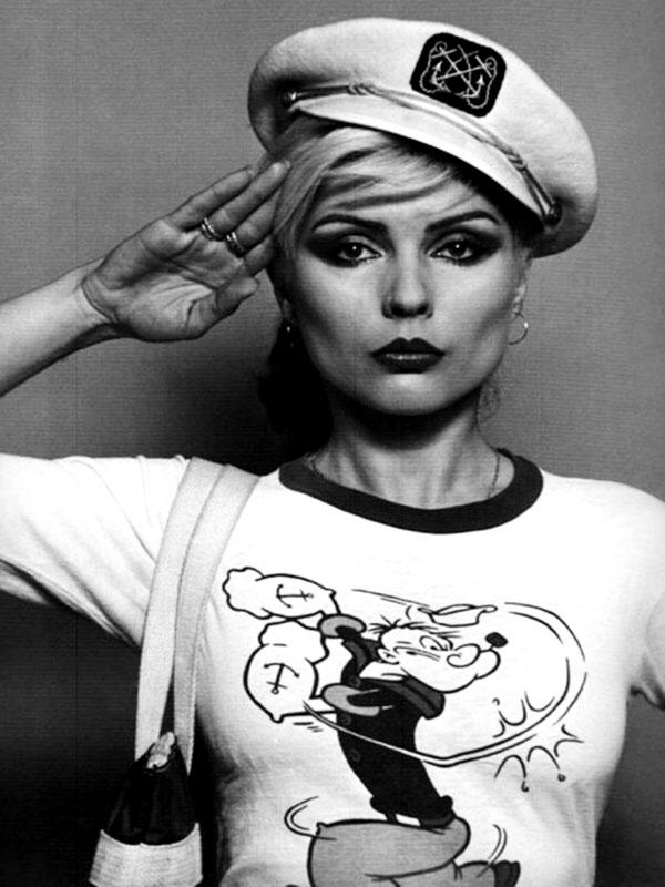 Súper fans de... Debbie Harry (Blondie)-Lynn- Goldsmith