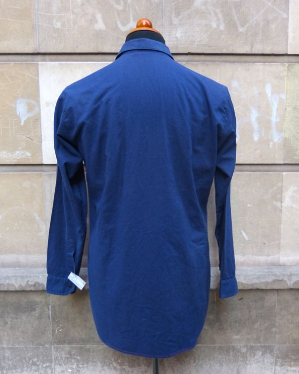 Camisa Work-Wear francesa de finales de 1950