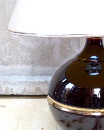 Lámpara de mesa 80's