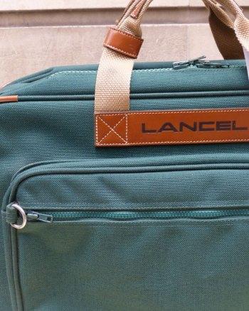 Mid 1980s Lancel Suitcase