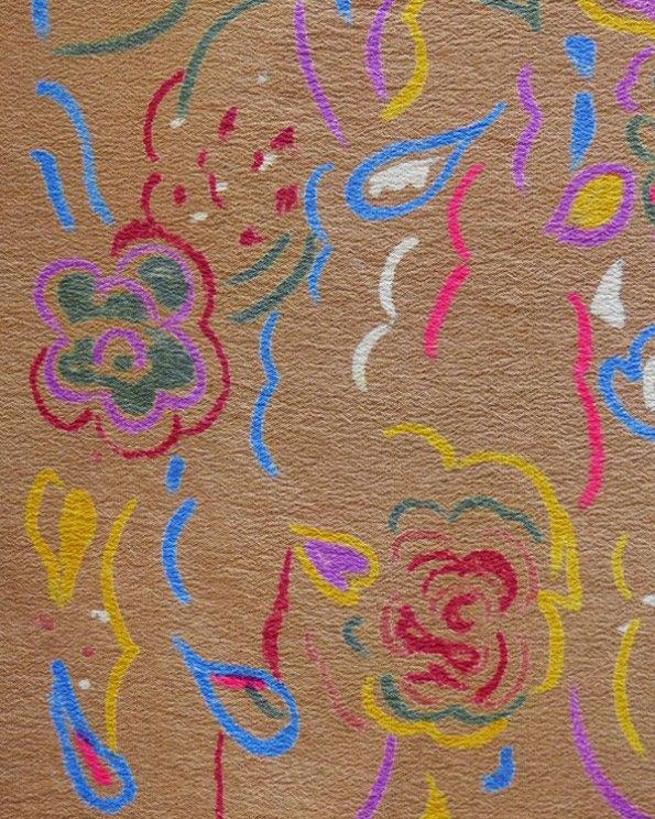 Pañuelo 1970s de Hanae Mori