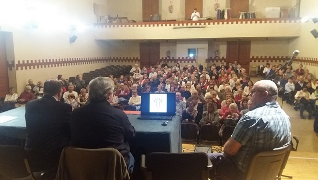 El Encuentro de Seglares es la cita para compartir con los mercedarios de las otras ciudades de España que forman parte de la Provincia Mercedaria de Aragón.