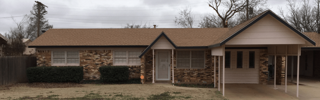 Home for sale West Texas