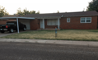 Home for sale Lamesa