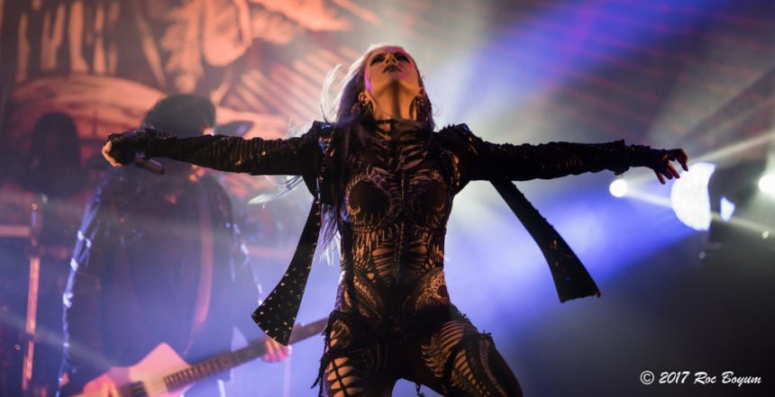 Arch Enemy Wiltern Theater