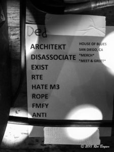 DED Setlist Concert Reviews