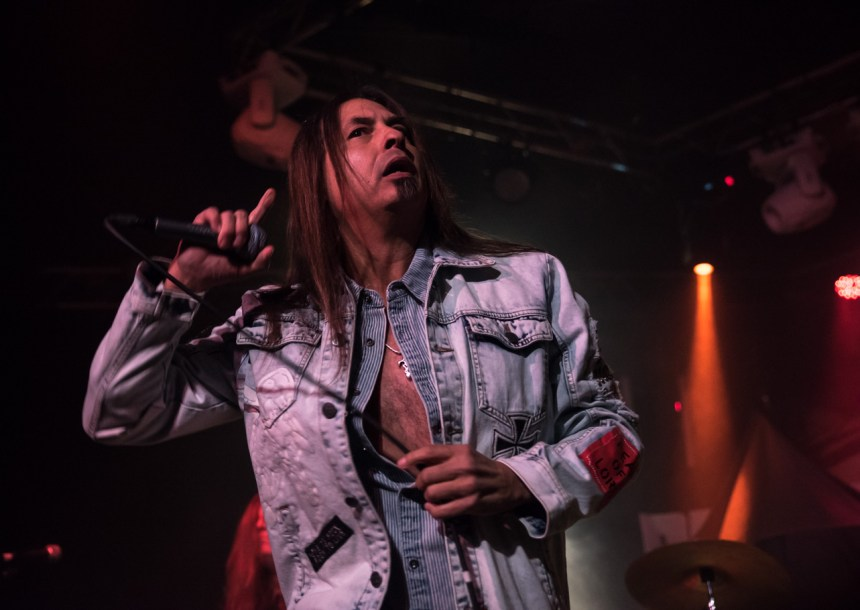 stonebreed Carlos Cruz Whisky A Go Go Hollywood