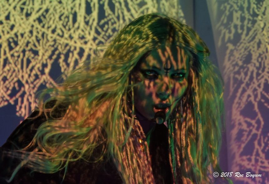 In This Moment Maria Brink Live Photos San Diego
