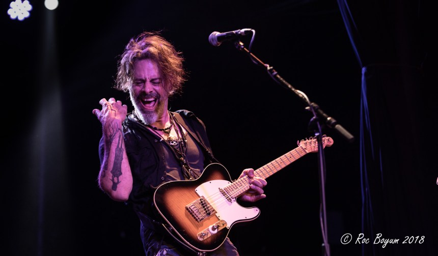 Richie Kotzen Mr Big Winery Dogs Concert Photography Concert Reviews