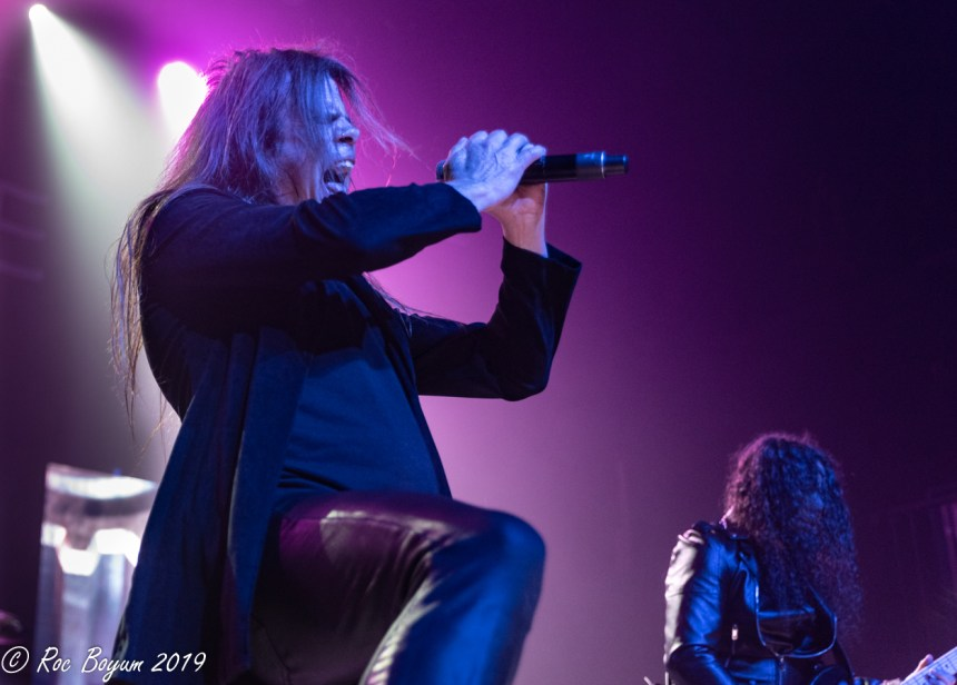 Queensryche Todd La Torre Concert Reviews Concert Photography