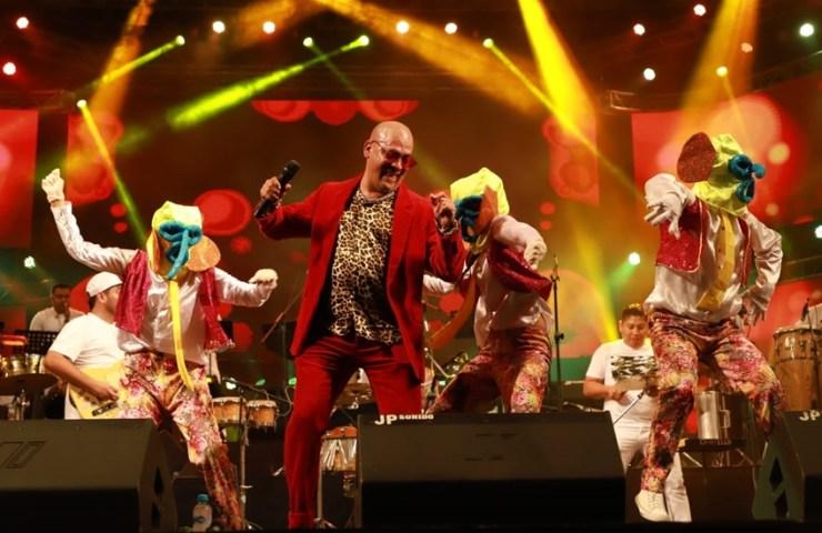 Resultado de imagen de FOTOS DE FAUSTO CHATELLA EN EL FESTIVAL DE ACORDEONES