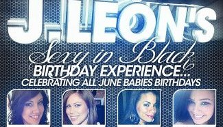 J Leon's Birthday Bash