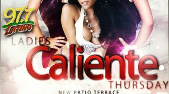 Caliente Thursdays at Seven Nightclub
