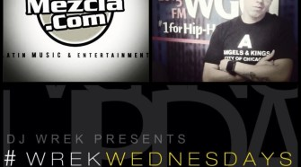 DJ Wrek Presents #WrekWednesdays Labor Day WGCI Edition Part One