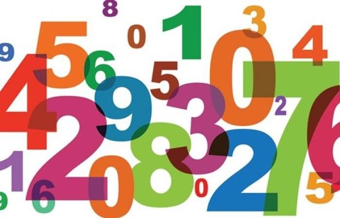 كتابة الأرقام بالانجليزي