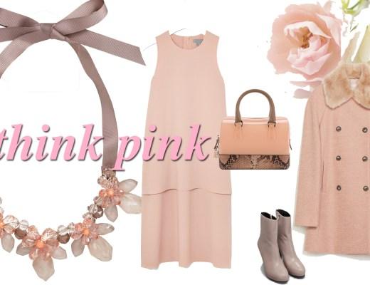 Voglia di shopping: rosa, rosa rosa