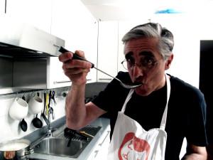 Gigi, cuoco di Camera con Vista