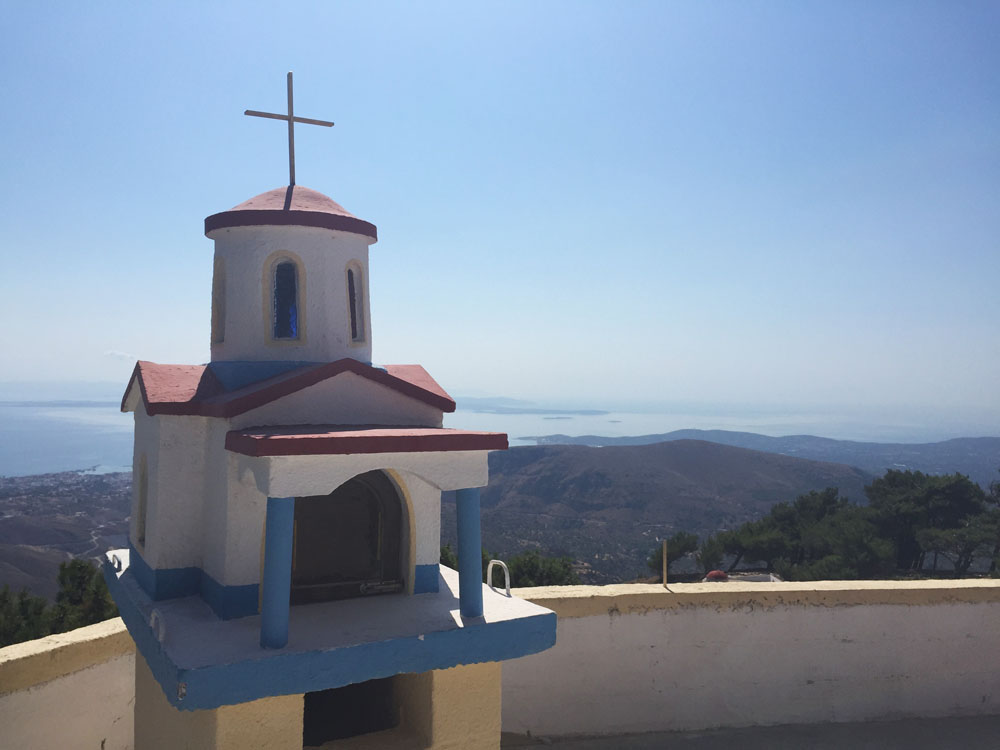 Chios, Agios Markos