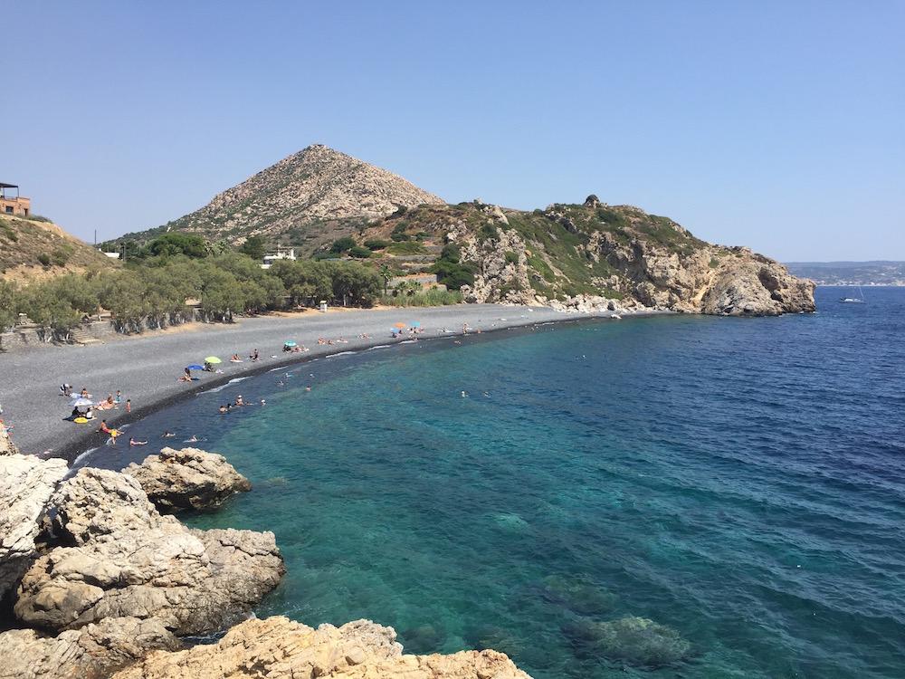 Chios, Mavra Volia