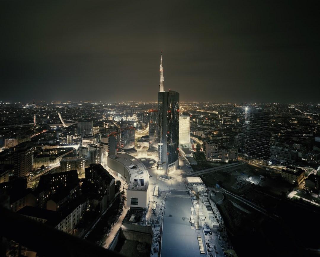 Mostra Basilico Unicredit Pavilion Milano - Milano