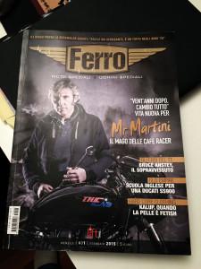 Ferro: storie di moto e di coraggio