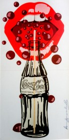 Andy Warhol, Velvet Underground, serigrafia su carta, pezzo unico