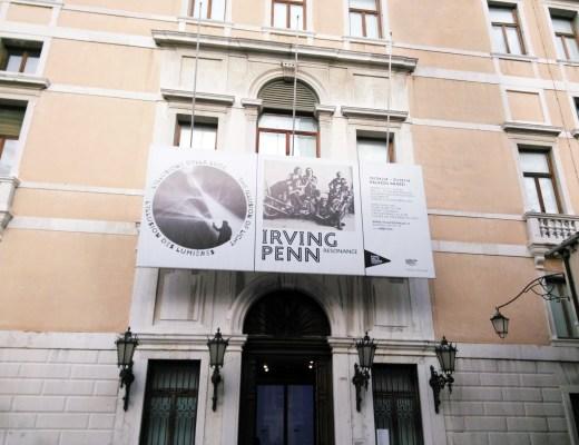 Palazzo Grassi Venezia. Irving Penn