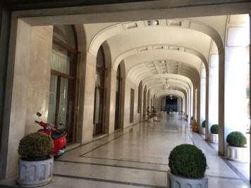 I portici X Giornate. Brescia