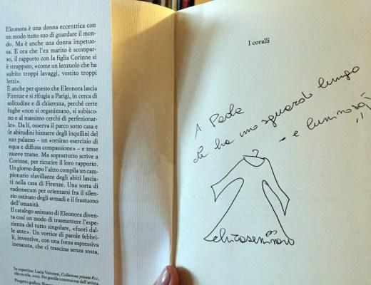 8 marzo in libreria con Elvira Seminara