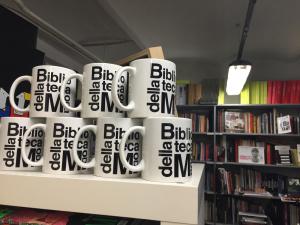 Biblioteca della Moda, tazze