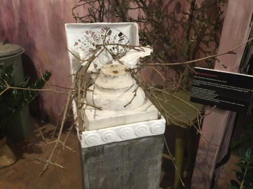 Desktop Garden, Vittoria Grazie Cicchiné, Non sembrava interessante la sua voce