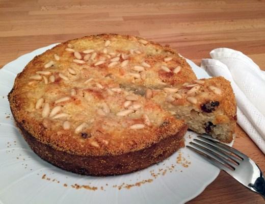 La torta di riso della zia