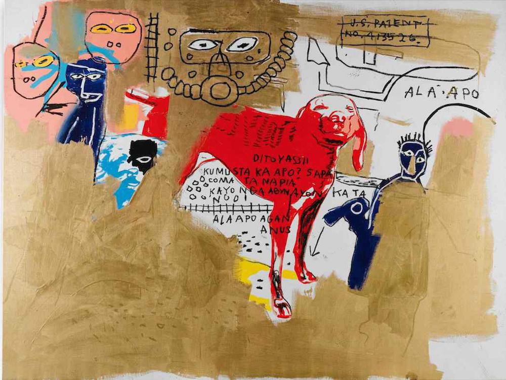 Jean-Michel Basquiat in mostra al Mudec