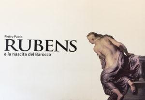 mostra di Rubens a Palazzo Reale