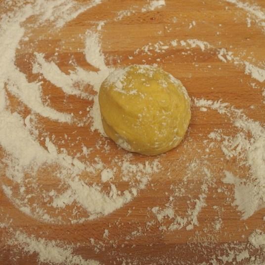 Pastiera napoletana con riso e cioccolato
