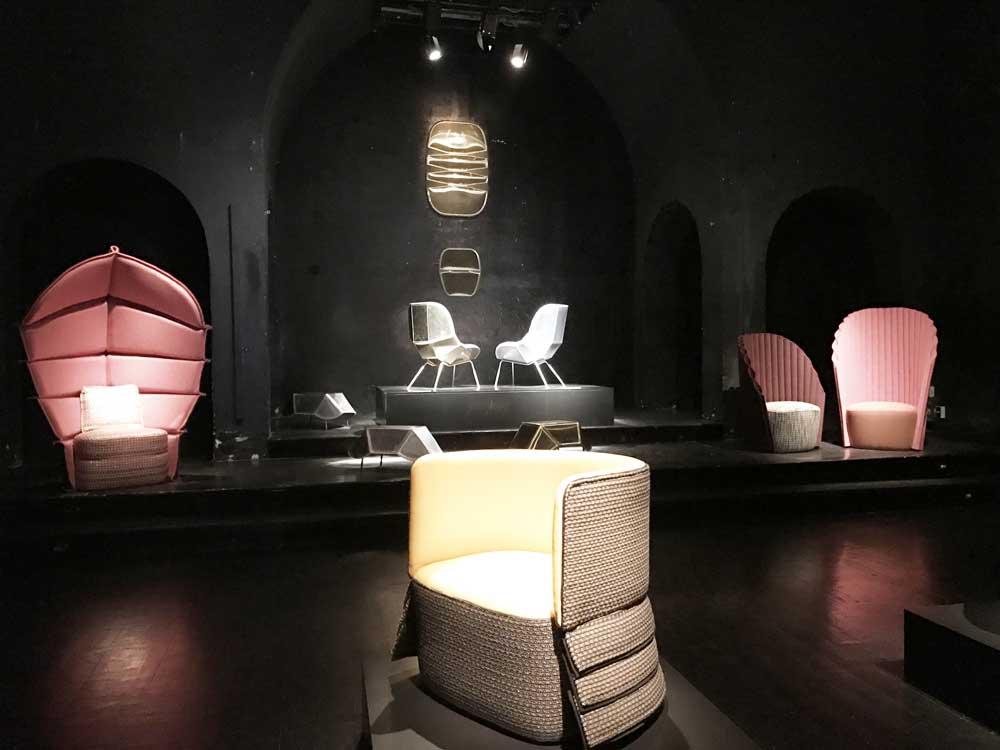 Armour mon Amour, la mostra monografica del duo di designer Färg & Blanche