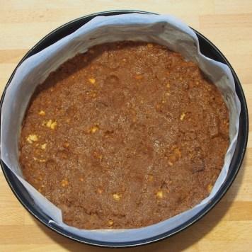 Cheesecake di ciliegie e cioccolato