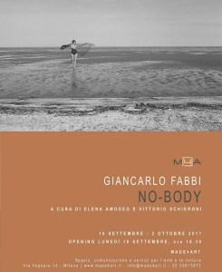 No-Body di Giancarlo Fabbii